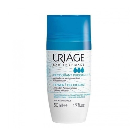 URIAGE Antyperspirant roll-on 50 ml